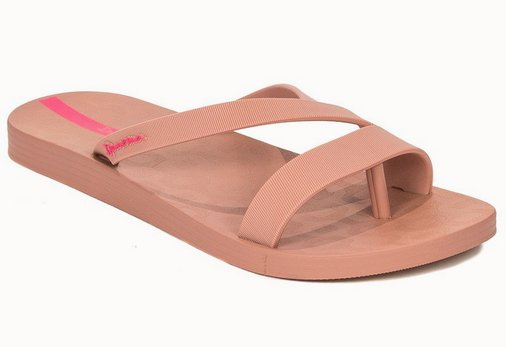Ipanema papucs 26263 24777 Light Pink ART FEM
