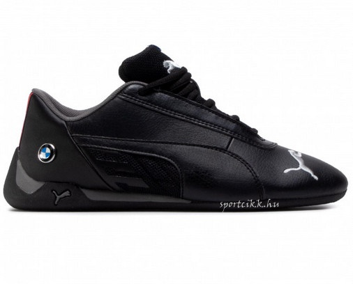 Puma sportcipő BMW logóval Junior 306531 01 BMW MMS R-Cat JR